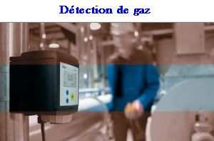 detection de gaz e